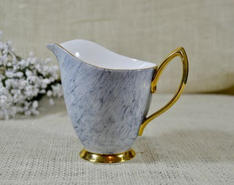vintage Royal Albert Gossamer Milk Jug // Royal Albert creamer