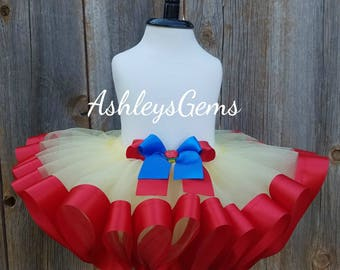 Snow White Tutu, Snow White Costume, Snow White Dress, Snow White Newborn, Snow White Toddler Costume, Snow White Birthday Party, Princess