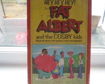 FAT ALBERT BOOKS