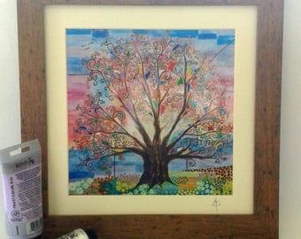 Tree of Life #1 Framed Print