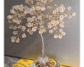 Wire Tree 004 - Elegant Tree