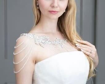 Bridal Bolero Wedding Dress Shoulder Accessories
