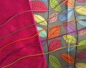 Private listing for Rachael - Rainbow Vines Bag