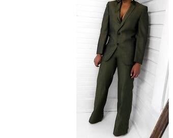 Jada Two Piece Pant Suit
