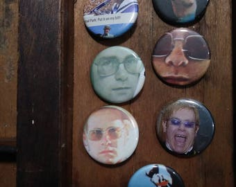 Elton John Pins