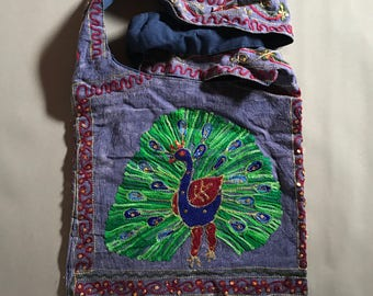 Vintage Fabric Bag India