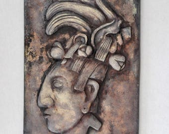 Pakal, ajaw of the Maya city-state of Palenque