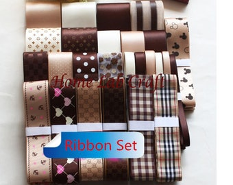 High quality Disigners series ribbon diy set  26 meters