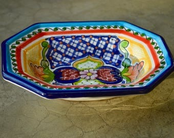 Talavera Appetizer Tray