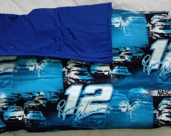 NASCAR Racing Themed Blankets/Throws