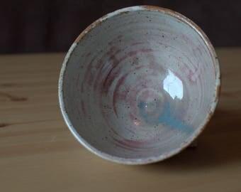 Handmade, Wheel thrown Stoneware Bowl | Old School Bowl