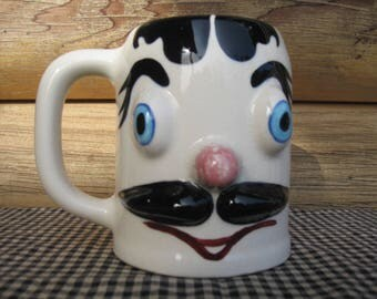 "Muggsy ""Jerry the Jerk"" Mug, Phaltzgraff Pottery"