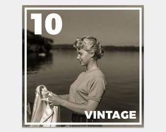 20 Vintage Lightroom Presets For Old Photo Effects
