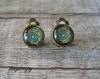 Earrings-Orient