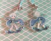 Tales of Zestiria Mikleo chibi game anime acrylic charm