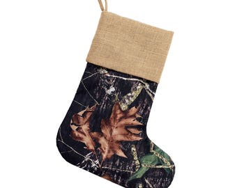 Camo stocking | Etsy