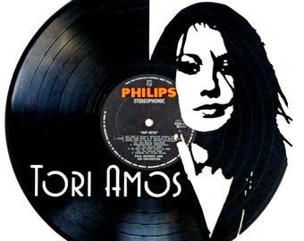 Tori Amos - Vinyl Record Art