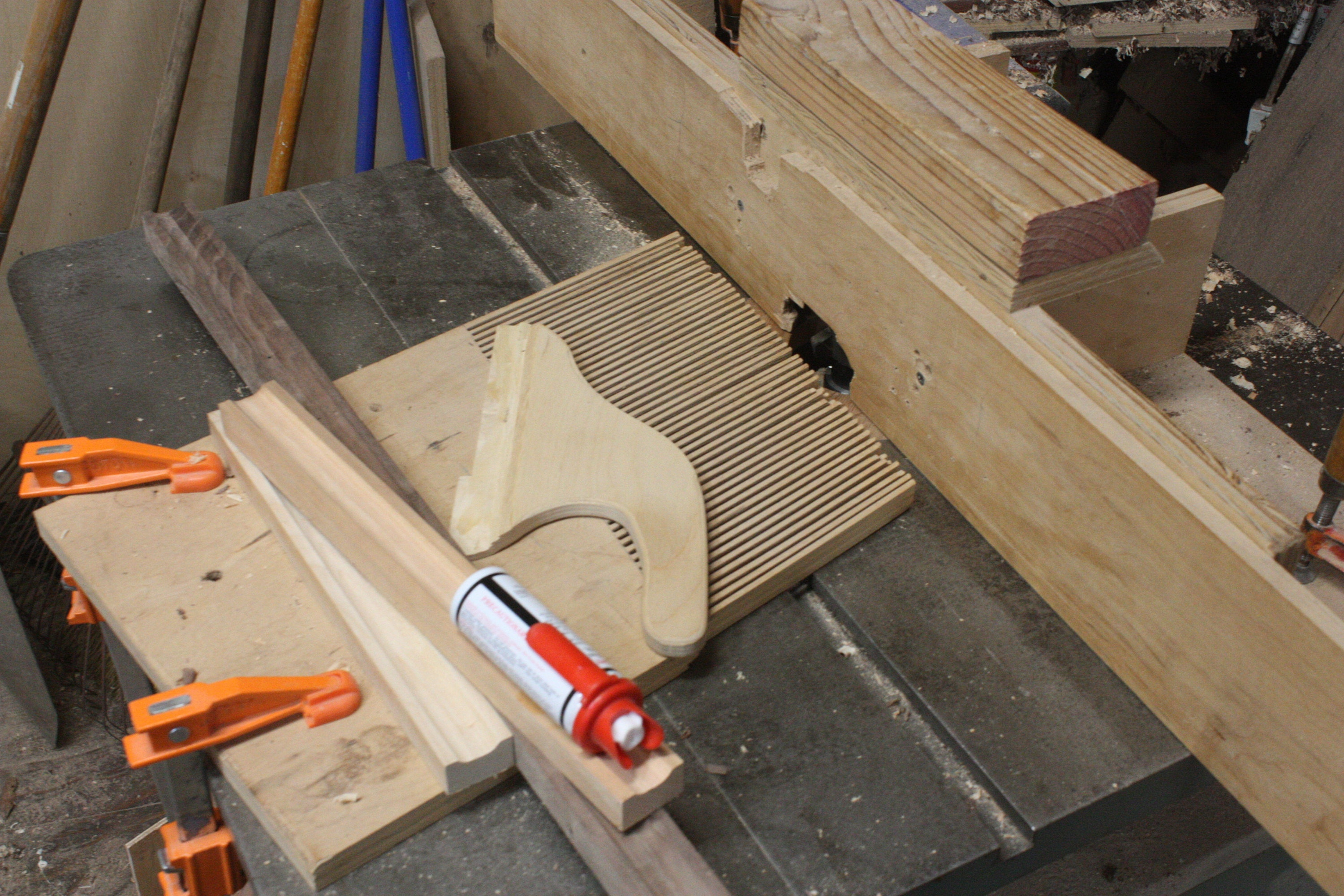 Valet Tray Part