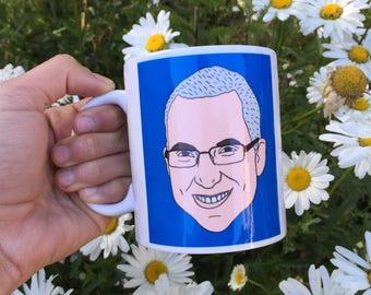 CUSTOM - 11 oz Personalized Portrait Mug by Mug Mugs™