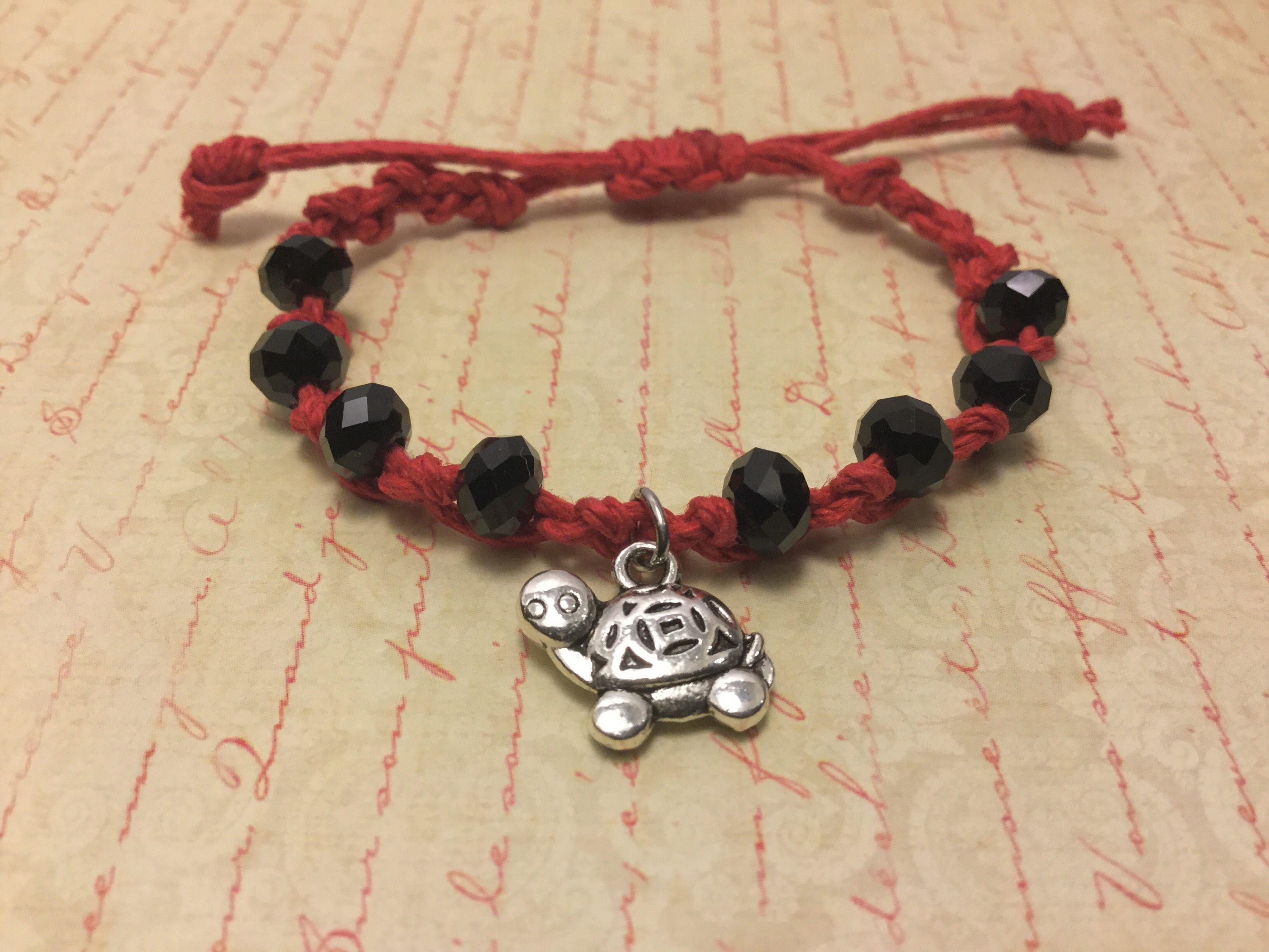 amanda good product charm psychic cm no luck hall bracelet