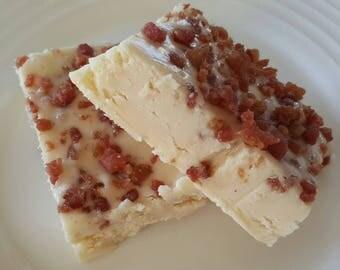 MAPLE BACON FUDGE Gourmet Candy Fudge, maple fudge, bacon fudge
