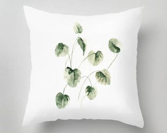 Pillow cover - Drop Leaves
