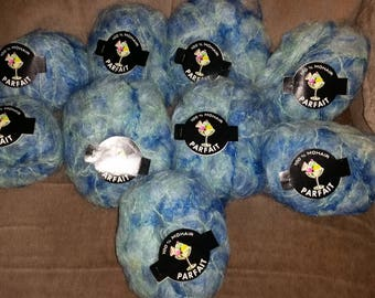 Lot of 10 Skeins 100% Mohair