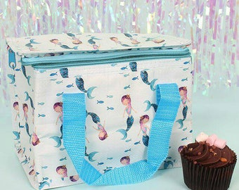 Melody the Mermaid Lunchbag