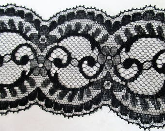 Vintage British made Lingerie Lace.