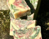 Oak Barrel Cider Handmade All Natural Soap with Aloe and Kaolin Clay