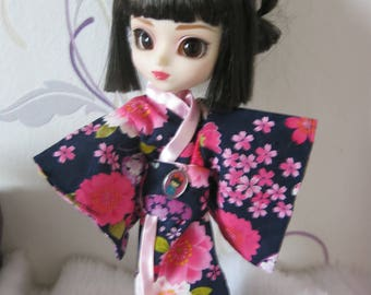 Kimono fabric Japanese Pullip