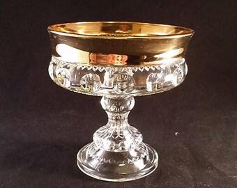 Gold Crown Wedding Bowl