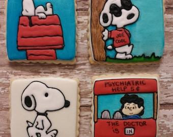 Peanuts cookies (Dozen)