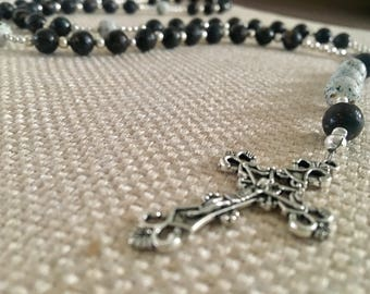 Memorial Bead Rosary, full set
