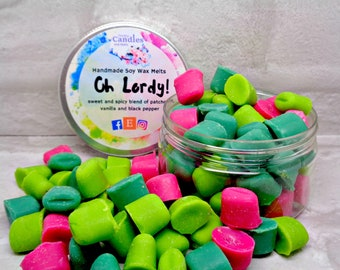 Oh Lordy (L*SH Lord Of Misrule Dupe) Soy Wax Beans