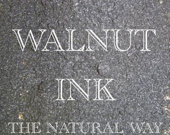 WALNUT INK - 2oz - Free shipping!