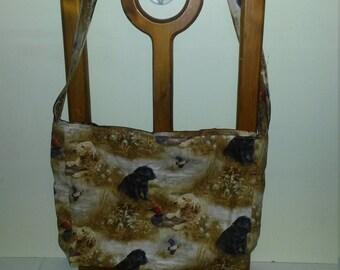 Hunting Dogs Children's Messenger Bag