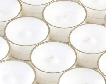 Vanilla Scented Tea Lights, Vanilla Scent, Vanilla Tea Lights, Vanilla Tea Light Candles, Scented Tea Lights, Gift Wrapped Tea Lights