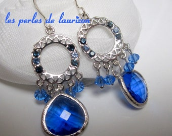 These earrings a magical night