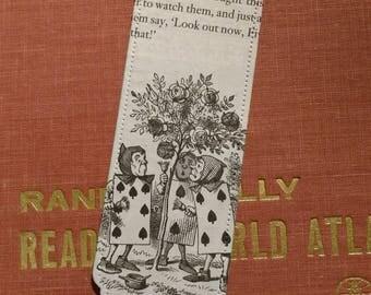 Alice in Wonderland Book Mark