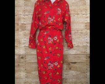 Vintage Liz Clairborne dress