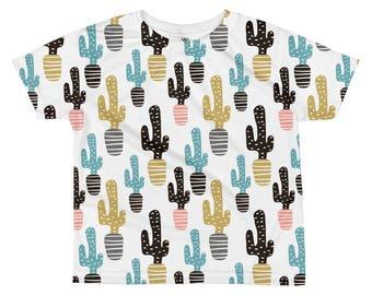 Cactus Girls Tee