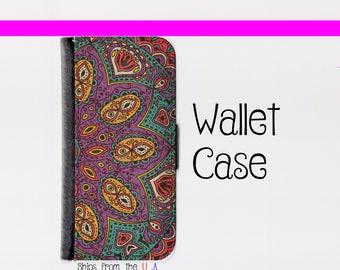 Samsung Galaxy S7 edge case - Samsung Galaxy S7 edge wallet case - Galaxy S7 Edge case - Galaxy S7 Edge wallet case