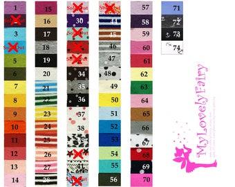 Set 3 Pairs of Socks For Lati Yellow / Pukifee #L005S3 #Choose Color