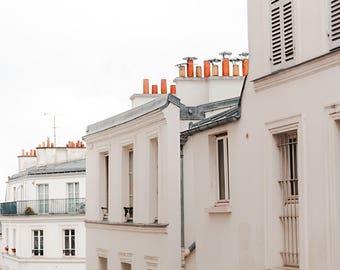 Paris Photography, Photo Paris Roof, Home Decor, Wall Art, Paris Wall Art, Wall Art Print, Paris Art, Paris Artwork, French Photo, Paris