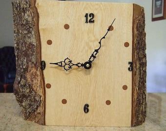 Handmade Wood Clock