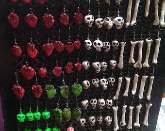 Voodoo Queen Earrings