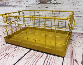 Wire basket/ newborn props, newborn basket photo