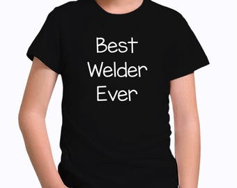 Best Welder ever Children T-Shirt