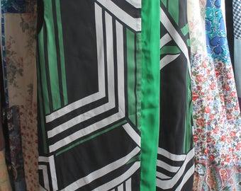 Geometric shift dress REF 608